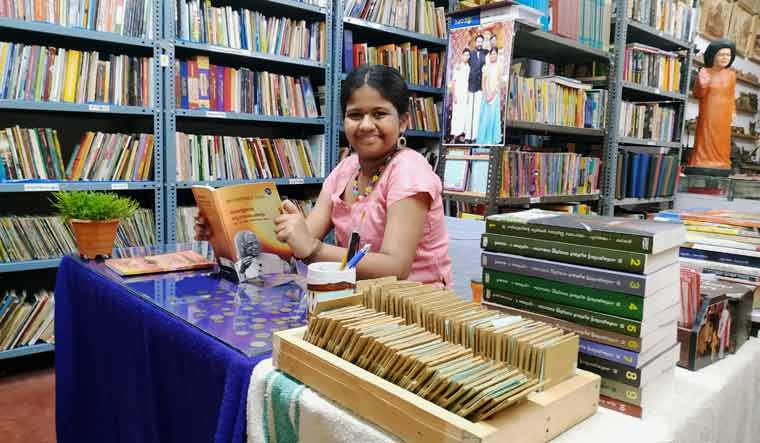 Reading Week 2019: This class VII girl from Kerala started a free library