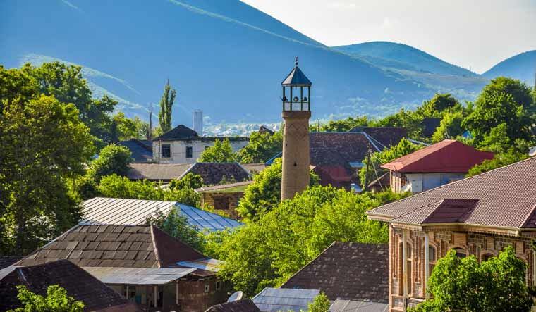 Azerbaijan: A slice of Europe for movie-makers on a budget