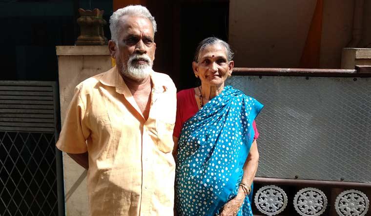 Mohana and Vijayan