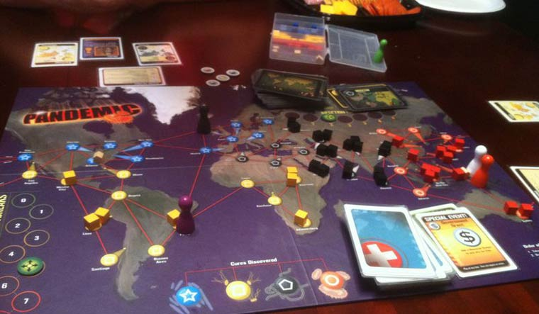 Would You Play A Game Of Pandemic To Escape A Real Life Pandemic The Week