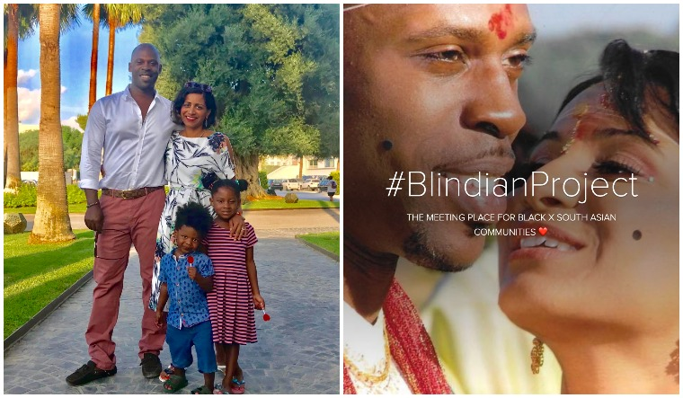 'Blindian couples regarded as fighters': Jonah of 'Blindian Project' fame