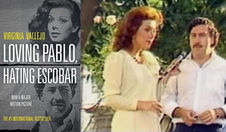 Loving Pablo, Hating Escobar: Virginia Vallejo's riveting affair with the narco lord of Medellin