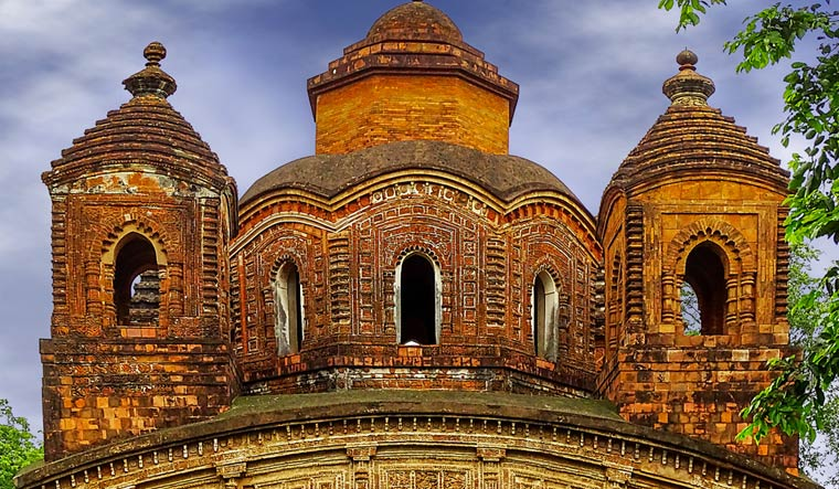 Quiet brilliance of Bishnupur
