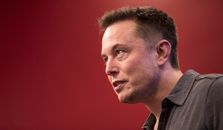 Musk, behind the mask - The Week
