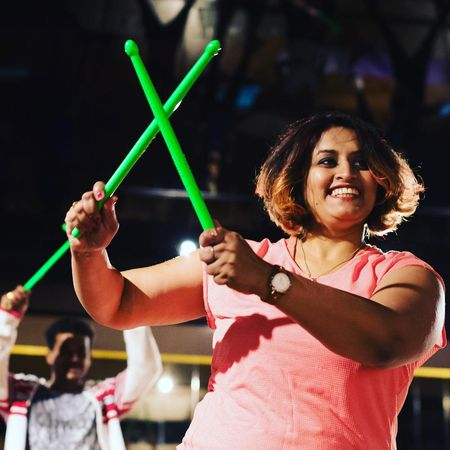 Fitness, Fun: Amrita Yadav, an international fitness marketing agent, says she introduced Piloxing.