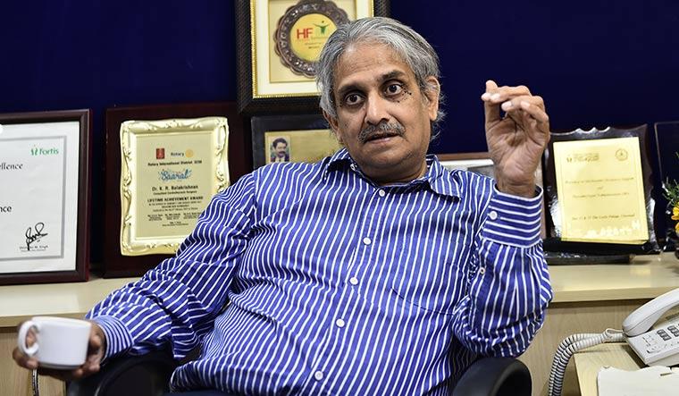 Dr K.R. Balakrishnan | R.G. Sasthaa