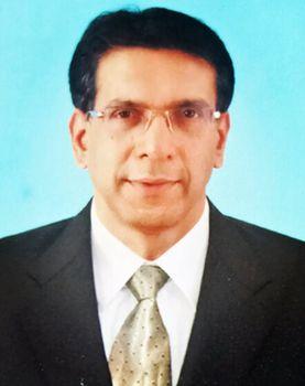Dr Harirama K. Acharya