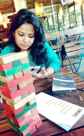 Head blocks: Sindhu Jose, 31, has been suffering from migraine since she was 12. For her, the triggers include stress, hunger, lack of fresh air, sleeplessness and some perfumes.