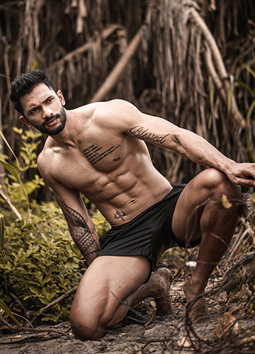 Fit to the T: Mister Supranational 2018 Prathamesh Maulingkar says that you are prone to injuries if your core is not strong.