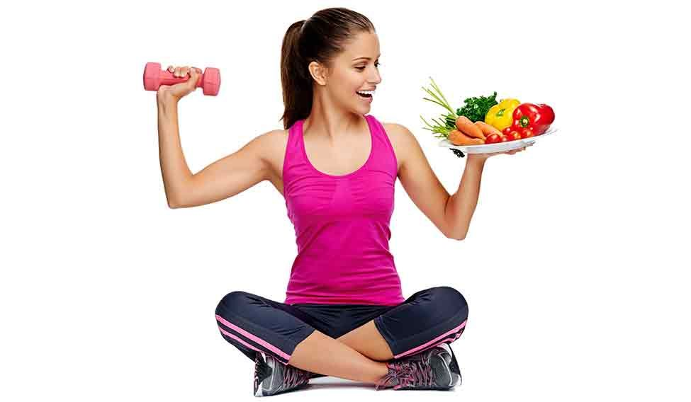 The exercise-diet tussle