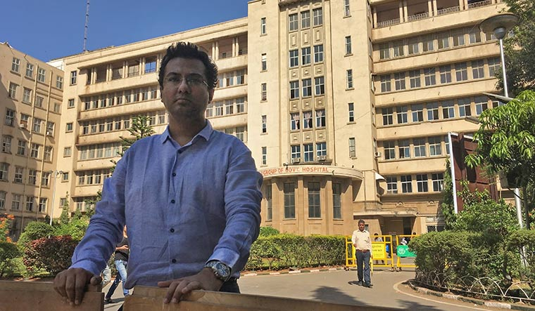 Stress Buster: Dr Sagar Mundada, consultant psychiatrist of Healthspring, Mumbai | Amey Mansabdar