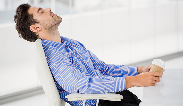 Sitting for over nine hours a day may up risk of early death: study