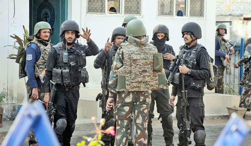 Army was not under anyone else's command in Pathankot