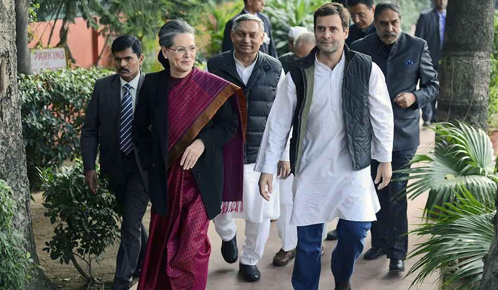 Sonia, Rahul move SC in National Herald case