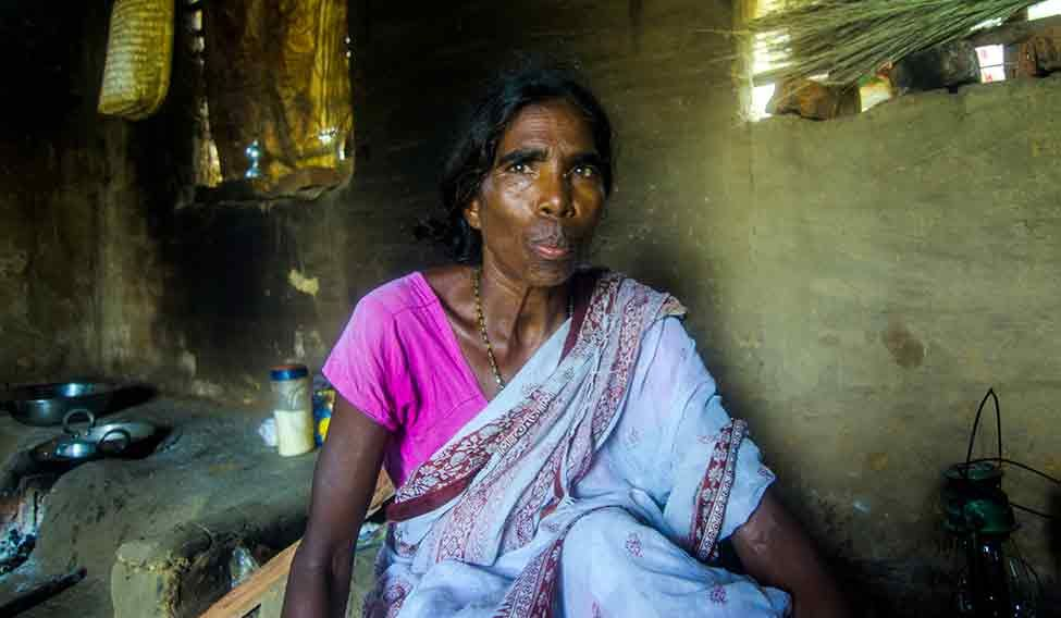 Burn in India