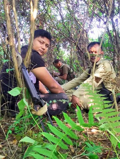 Manhunt in Maldang