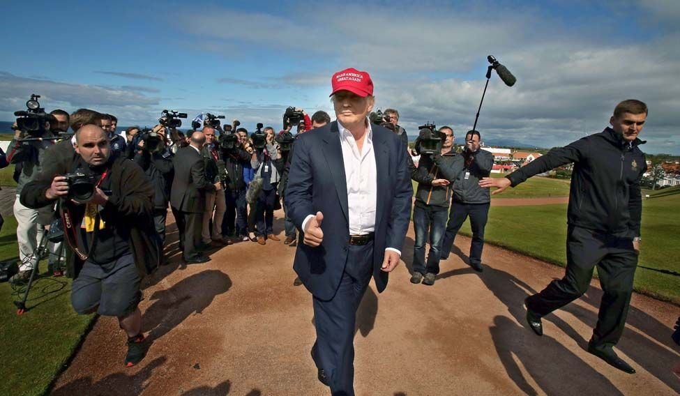 Donald Trump   AFP