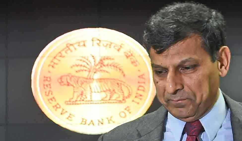 Rajan says was willing to stay, but could not reach agreement