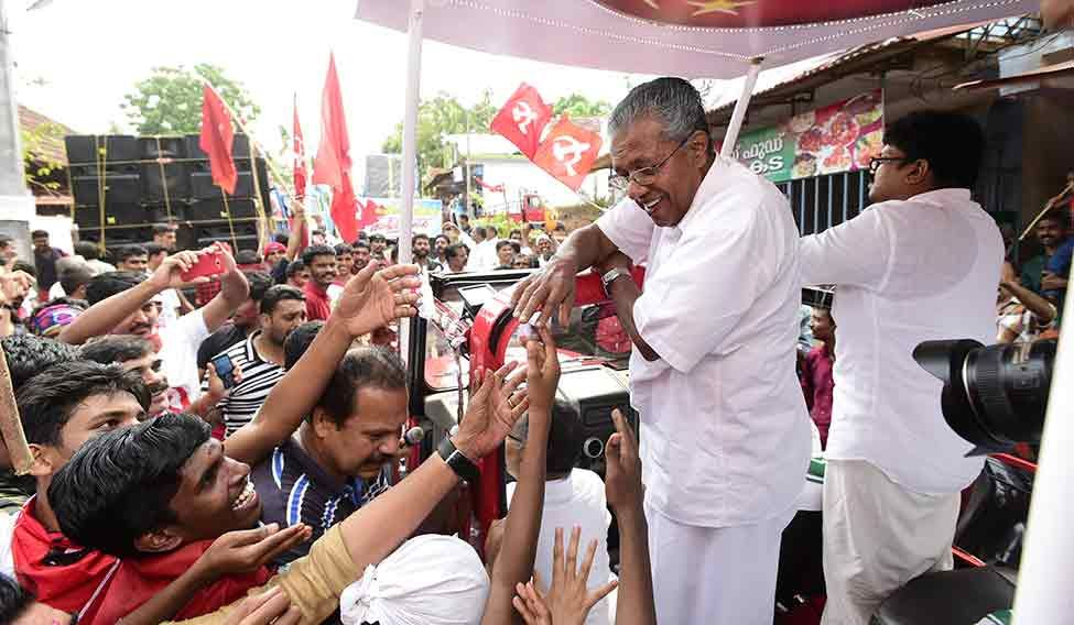 Lavalin case: Stay on trial, notice to Pinarayi
