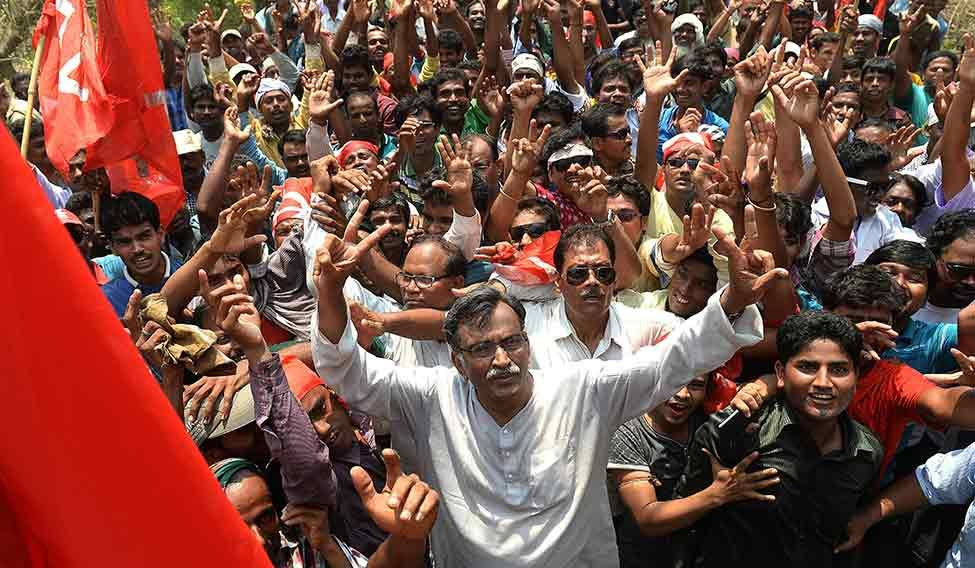 The RSS is gaining in Bengal, thanks to Mamata :    urjya Kanta Mishra, est Bengal state secretary and Polit Bureau member of the CPI(M)