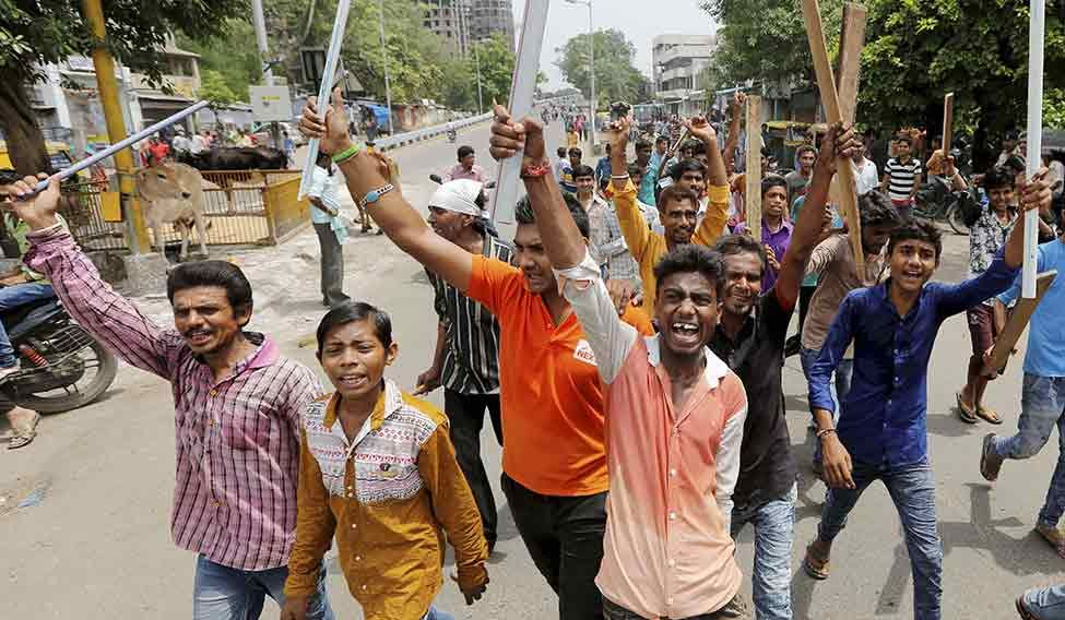 Dalits to hold protest rally in Ahmedabad against Una incident