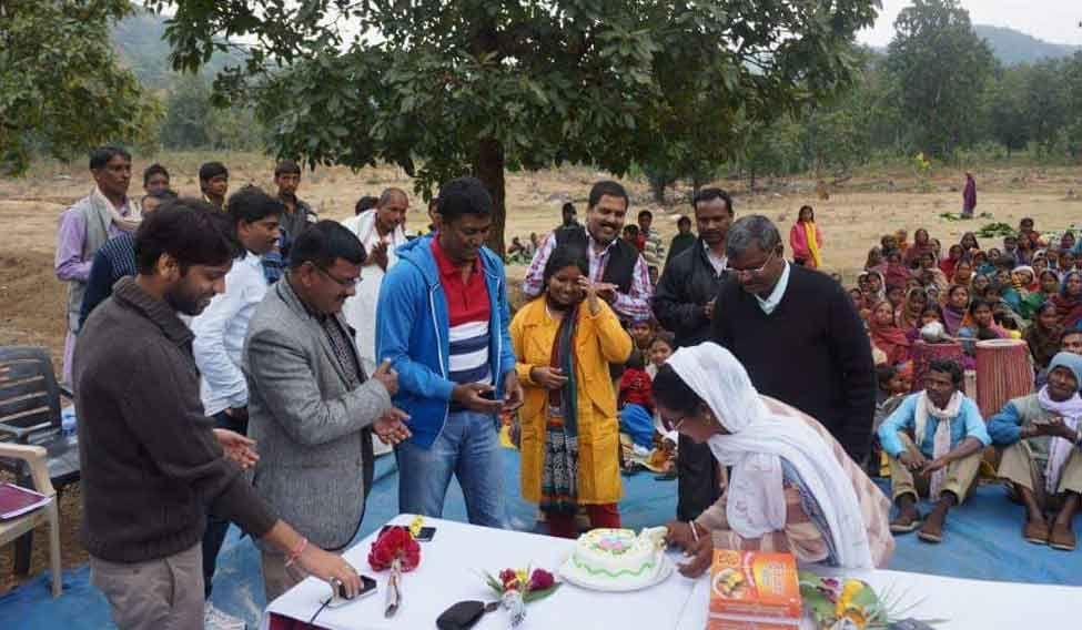 Maoists altering tribal identity