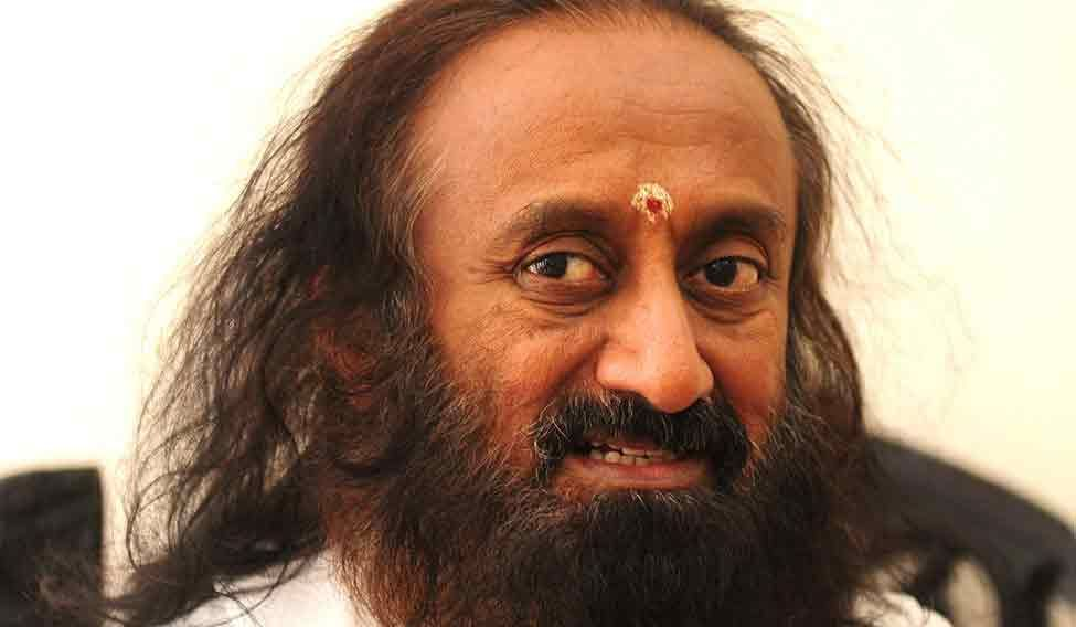 Demand drove us to make Ayurveda products :    Sri Sri Ravi Shankar, humanitarian, spiritual leader and an ambassador of peace