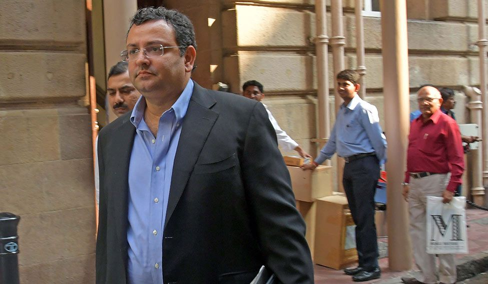 Mistry's removal was inappropriate: Experts