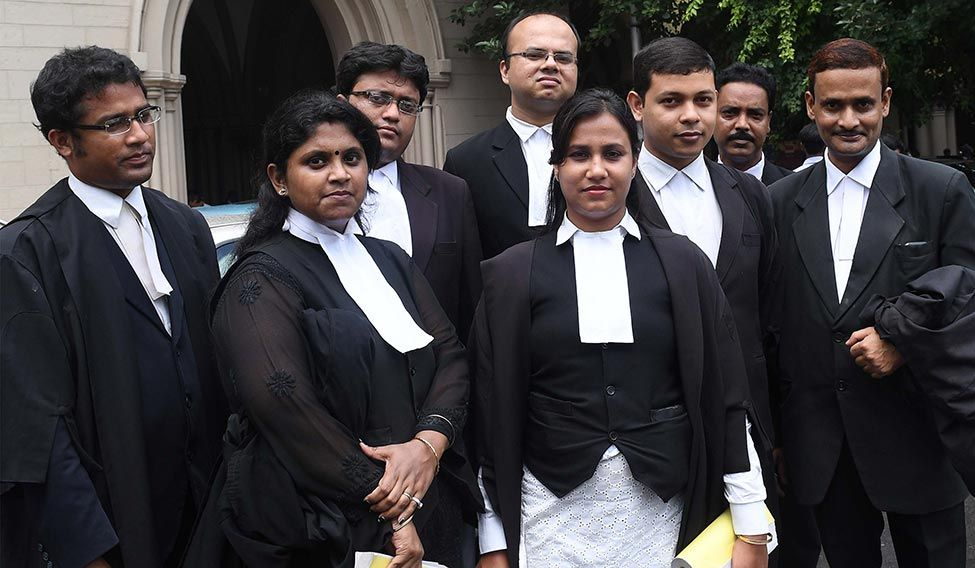 Justice league: Lawyers at Calcutta High Court
