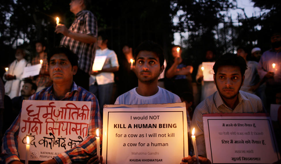 India Killing Over Beef
