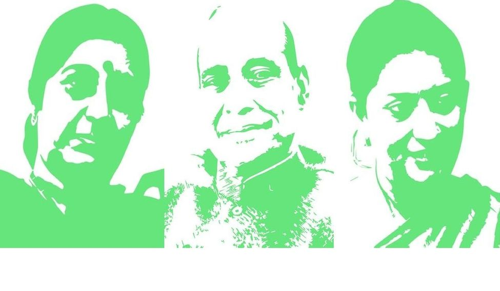 Top performers in the Union cabinet