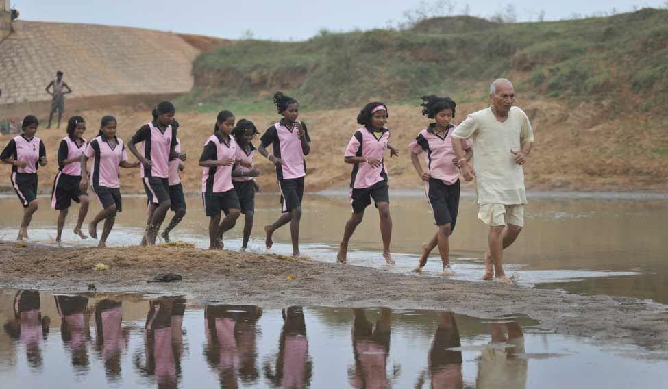 dharampal-jogging