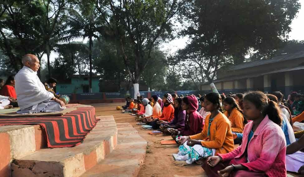 dharampal-meditation