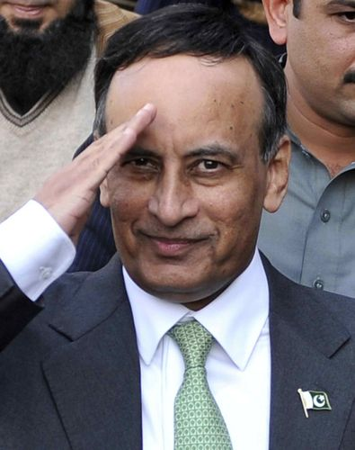 Tremendous inconsistency in Indian policy :    Husain Haqqani, former Pakistan ambassador to the US