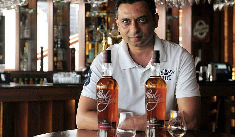 India is 15-20 years behind the west in single malt consumption