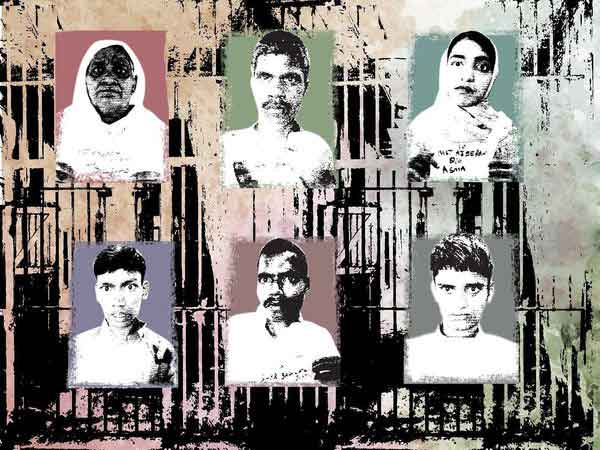 INDIAN PRISONERS