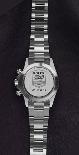 Race for Rolex