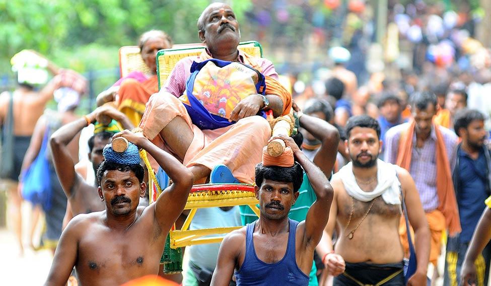 Image result for sabarimala doli
