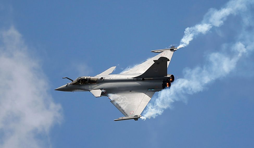 Congress attacks PM Modi on Rafale deal