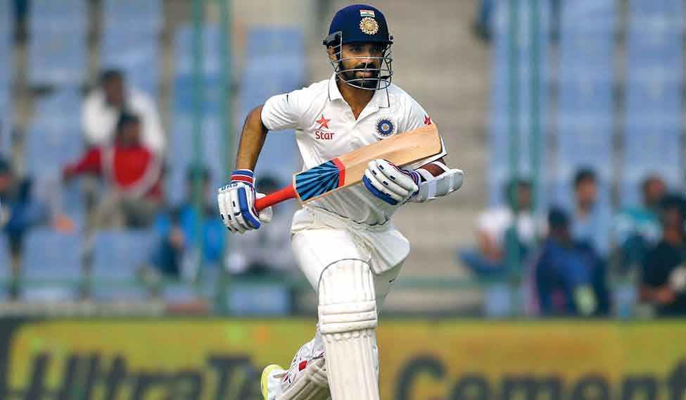 Rahane drops four spots to No.9 in ICC Test rankings