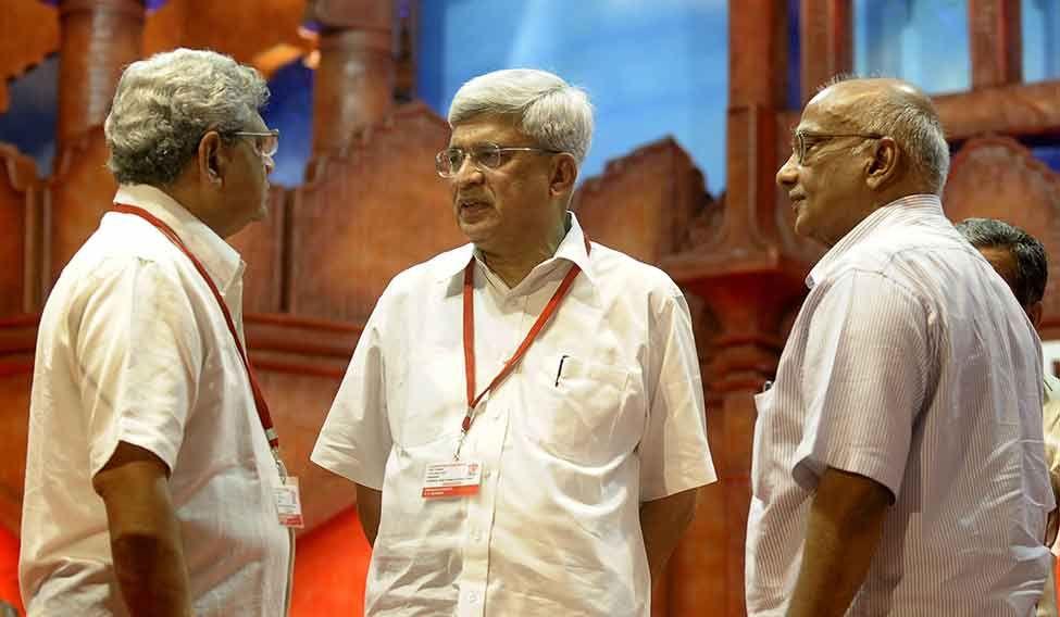 Karat: Discuss of factionalism in CPM baseless