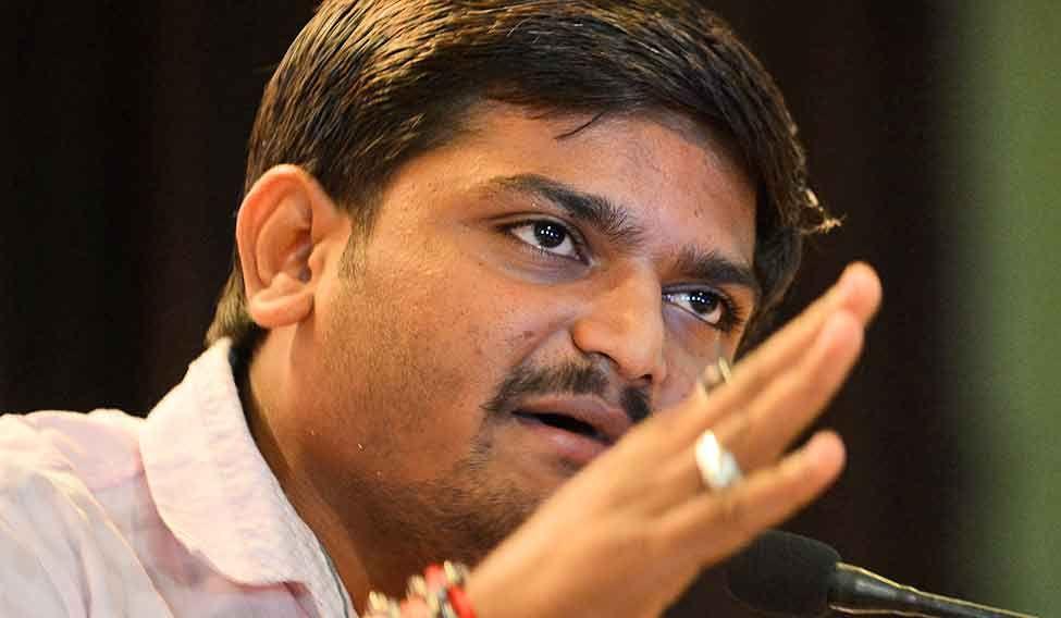Hardik Patel released after nine months