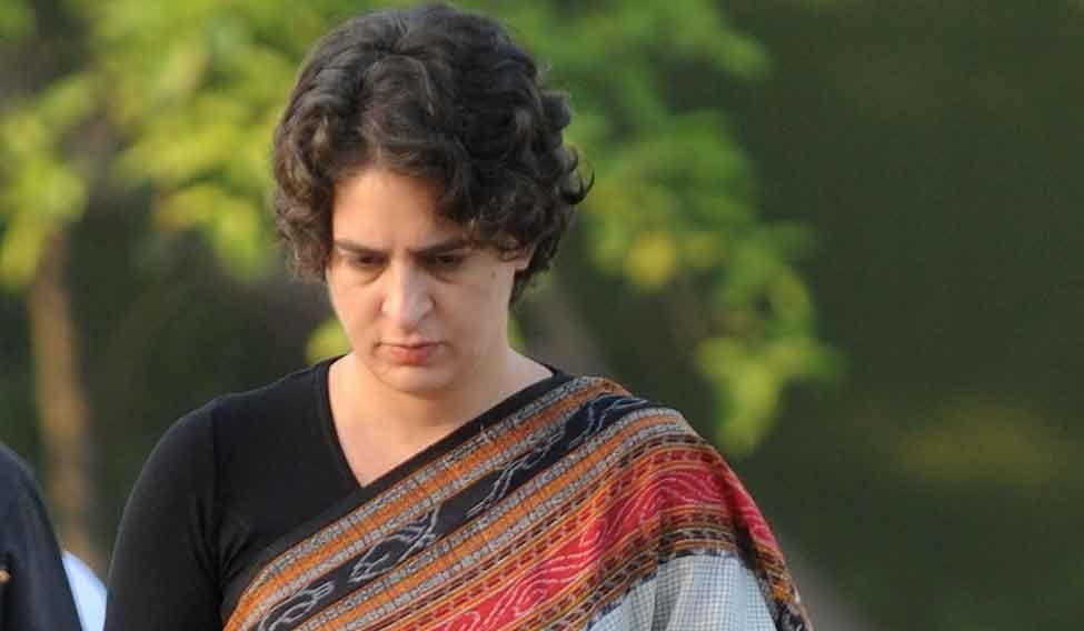 Rival back in Congress, thanks to Priyanka