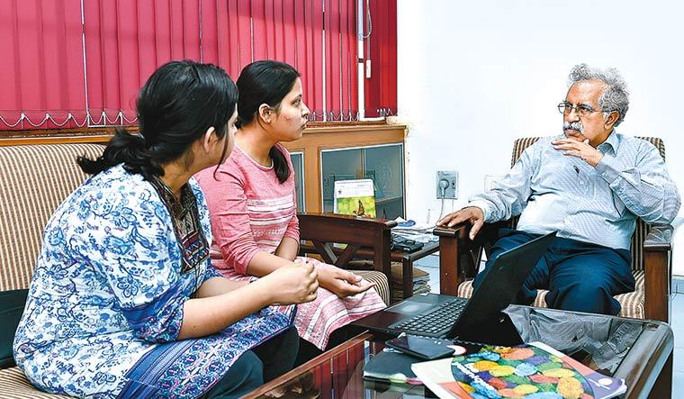 Prof M. Balakrishnan | Aayush Goel