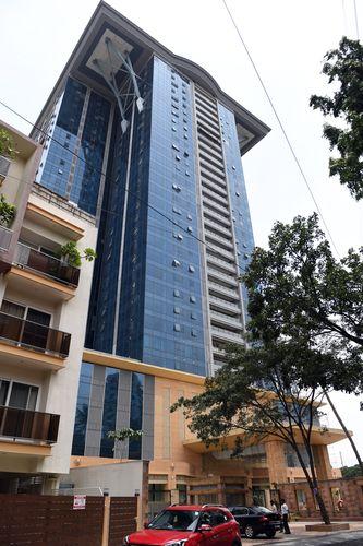 Lost sheen: Kingfisher Tower in Bengaluru | Bhanu Prakash Chandra