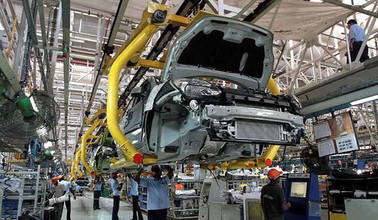 INDIA-AUTOS/FORD MOTOR