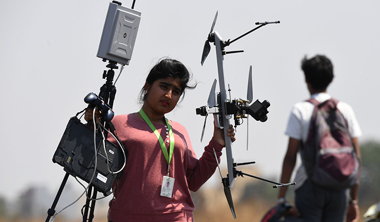 Why drones are yet to take off in big way in India - The Week