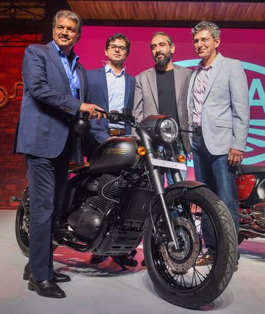 Size matters: The iconic Czech brand Jawa re-entered the Indian market after five decades last year | PTI