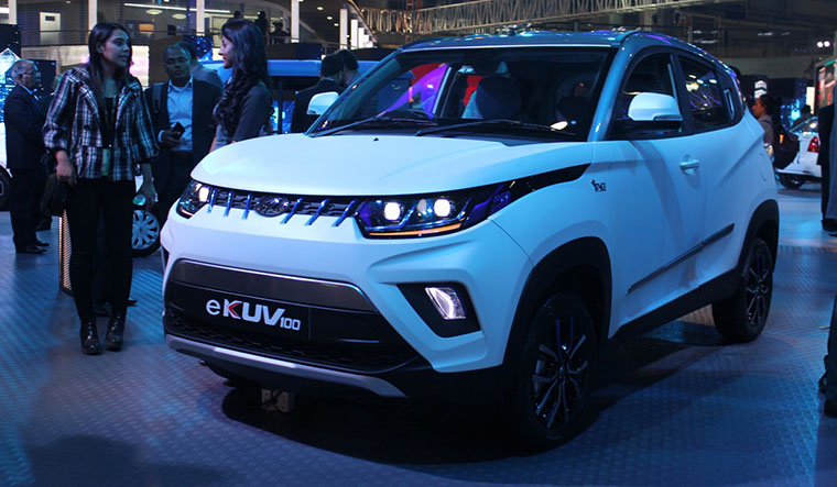 Mahindra EKUV100 - Like any Mahindra, it will be a practical option and reasonably priced. May arrive in early 2020 and offer a range of 120-150km.
