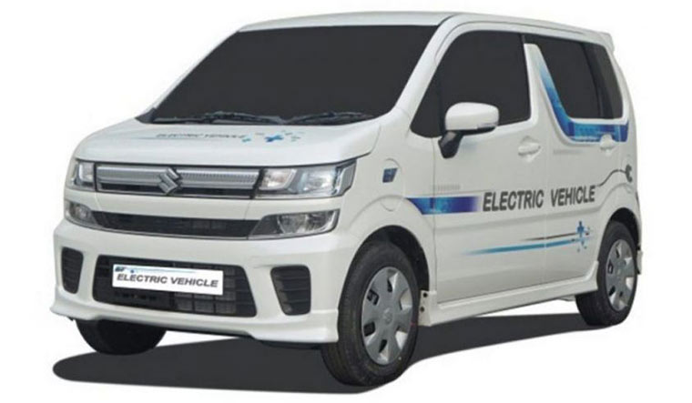 Maruti Suzuki Wagon R EV - This could be Maru- R EV ti's first all-electric and a game-changer for EVs in India. Expected to be launched in early 2020 and may cost around 08 lakh. It may offer a range of 150-200km.